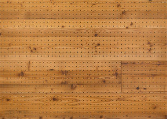 8mm Moisture Resistant Tempered Wood Perforated Hardboard