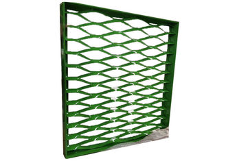1220mm Length 5mm Expanded Wire Mesh For Parking Facades